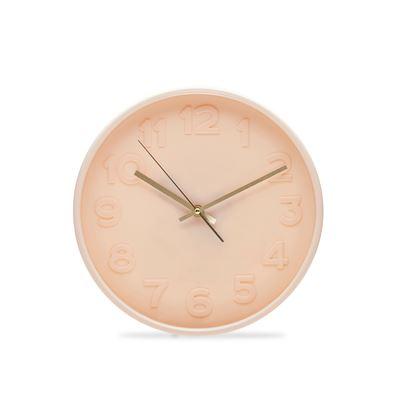 Felix Clock 30cm - Blush