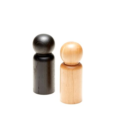 Grind Salt & Pepper Mill 5.5x15cm Asstd colours