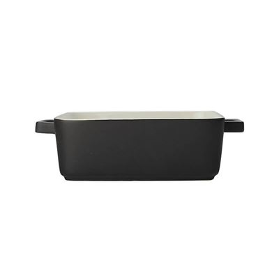 Epicurious Sq Baker 19X7.5Cm Black Gb