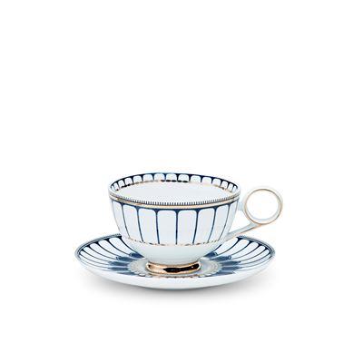 Palais Tea Cup & Saucer Linea 230ml/15cm