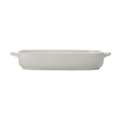 White Basics Rectangle Baker 36X24.5X7cm