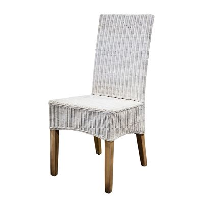 Max Dining Chair Whitewash