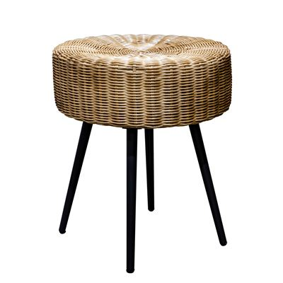 St Kitts Wicker Stool
