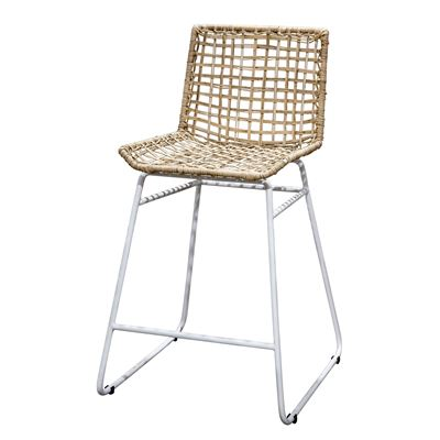 Marabella Bar Stool - White