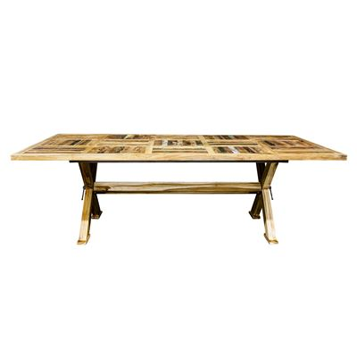 St Barths Recycled Teak Dining Table