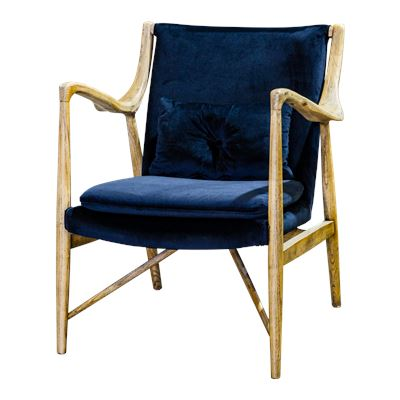 Lousia Occasional Chair Midnight