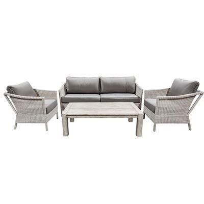 New Providence Lounge Set Grey