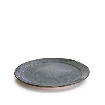 S&P Nomad Platter Round Blue 35cm