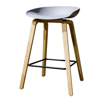 Williamsburg Barstool Grey