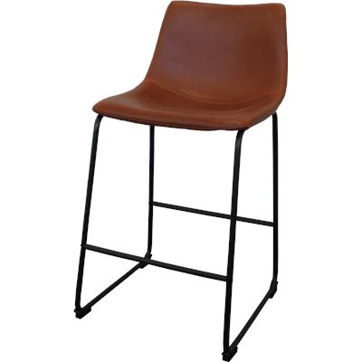 Harvey Bar Stool English Tan