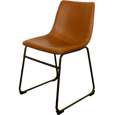 Harvey Dining Chair English Tan