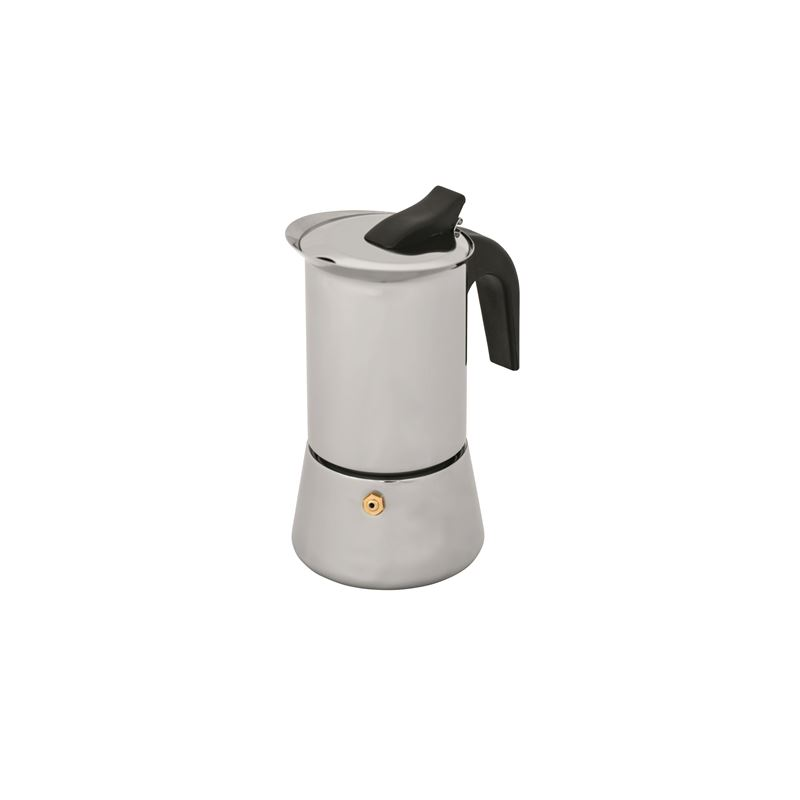 Inox Espresso Coffee Maker 4 Cup