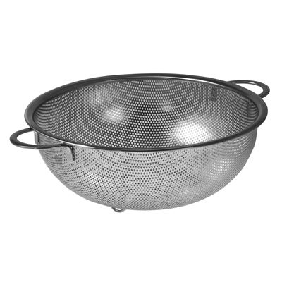 Perforated Strainer with Handles