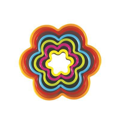 Flower Cookie Cutters 5 Piece Set