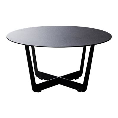 Sapporo Side Table Black