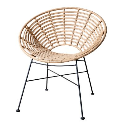 South Beach Chair Natural
