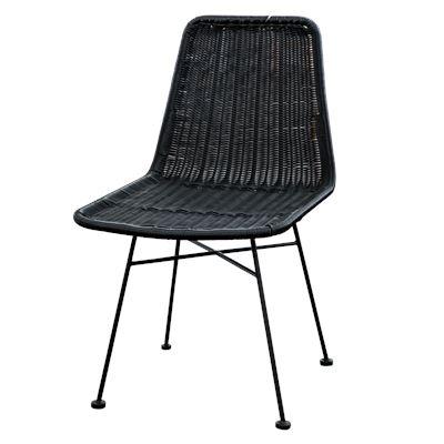 Masoala Beach Chair Black