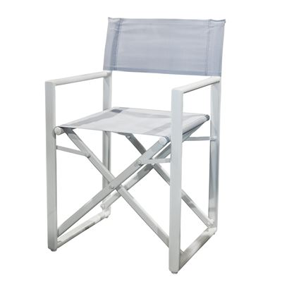 Cabo Director Chair White