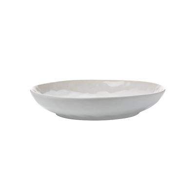 Wayfarer Shallow Bowl 26.5Cm Pebble