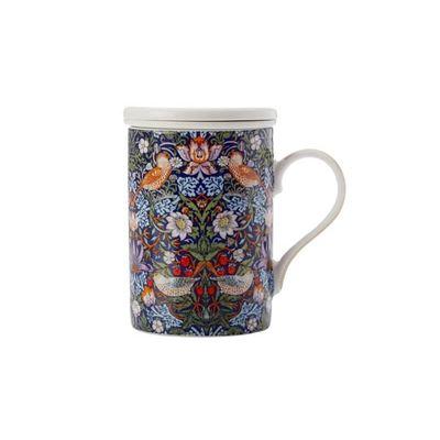 Morris Stwbry Blu Inf Mug 350Ml Gb