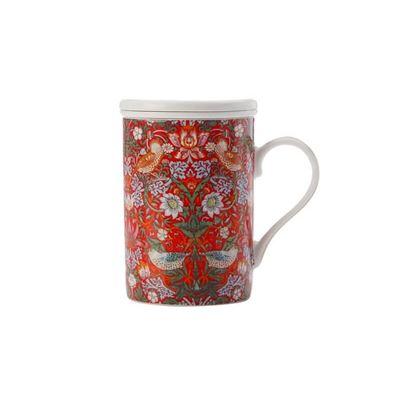 Morris Strawberry Red Inf Mug 350ml