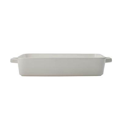 Epicurious Lasagna Dish 36x24x7.5cm White