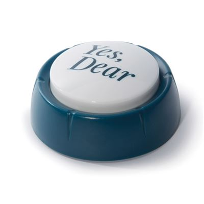 IS GIFT The Yes Dear Button