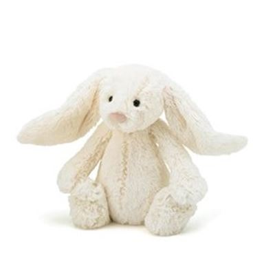 Jellycat Bashful Cream Bunny Medium