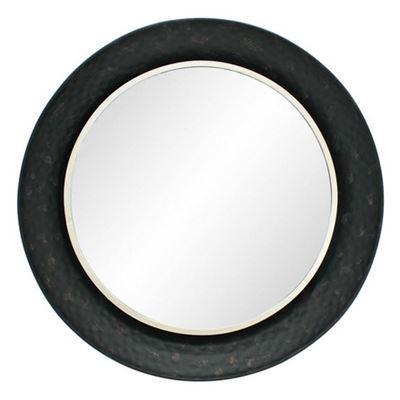 Porthole Wall Mirror 88x10cm