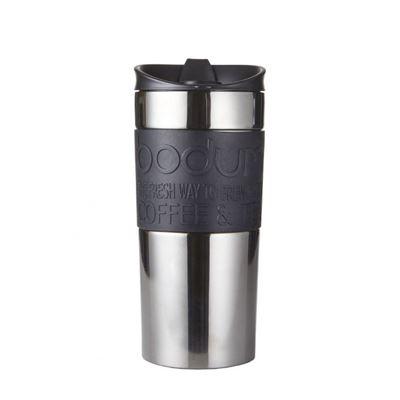 Travel mug, 0.35 l, 12 oz Black