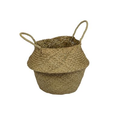 Anjani Planter Natural 39x39x38cm