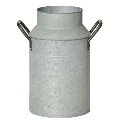 Milk Pot 26x20x34cm Steel