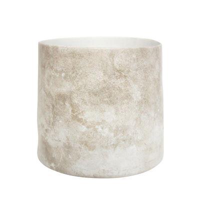 Column Planter Concrete 25cm