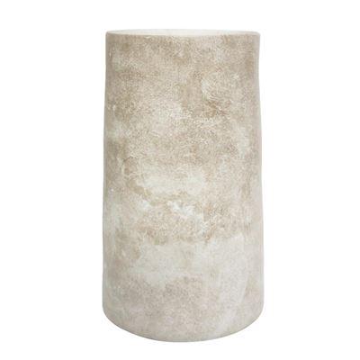 Column Planter Concrete 33cm