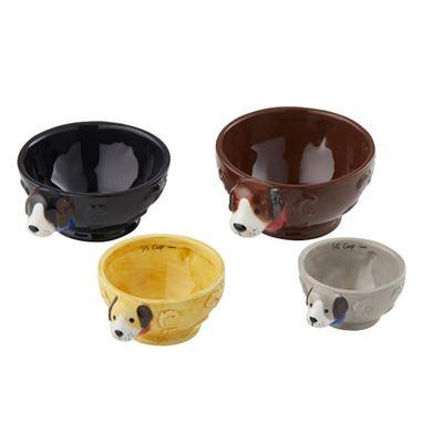 Rufus Measuring Cups Set/4