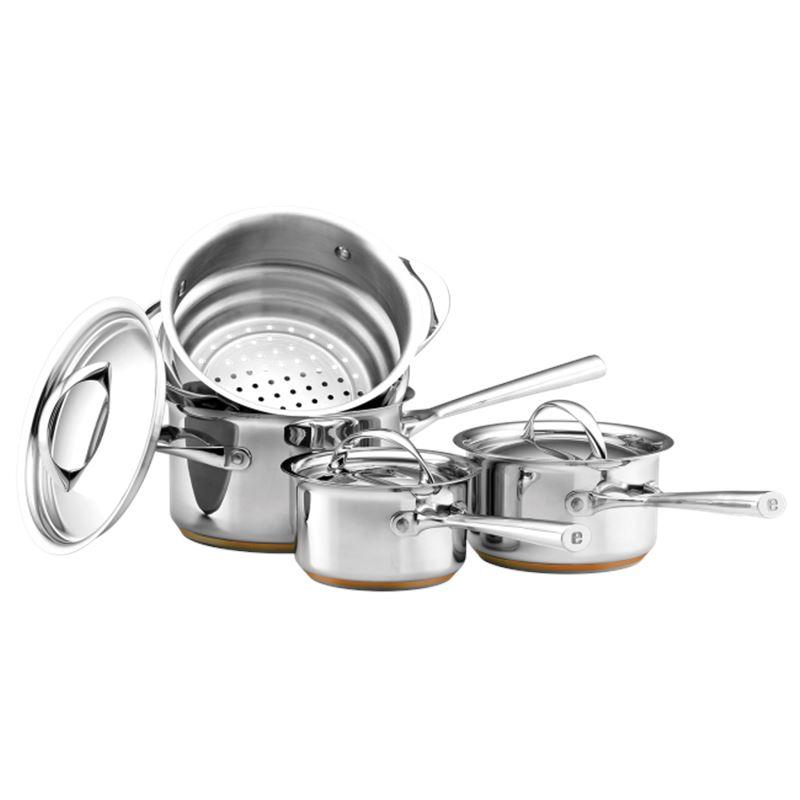 Per Vita 4 Piece Cookware Set