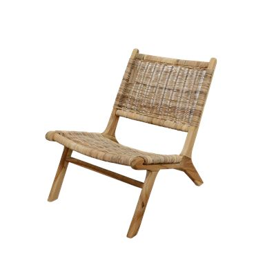 Sabi Wooden Chair Natural