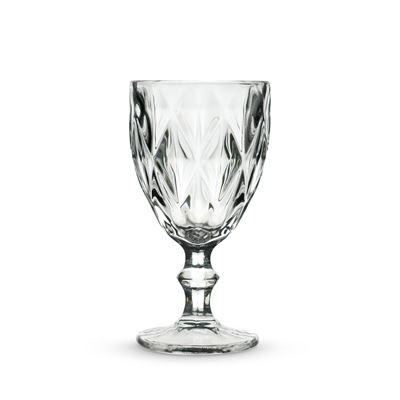 S&P Camden Wine Glass Clear 320Ml S/4