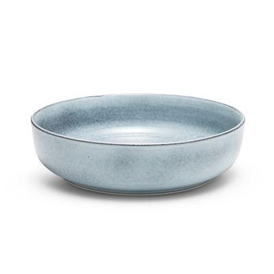 Relic Serving Bowl Blue 28X7Cm