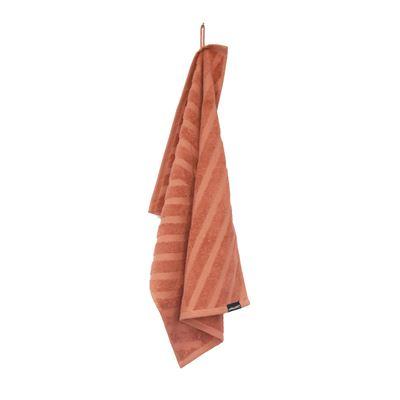 S&P Eriko Hand Towel Clay 60x45cm
