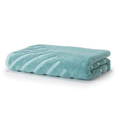 S&P Eriko Bath Towel Sage  68X137Cm
