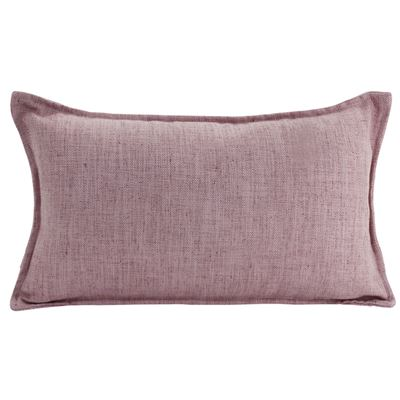 Linen Blush Cushion 30x50cm