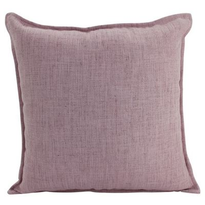 Linen Blush Cushion 55x55m