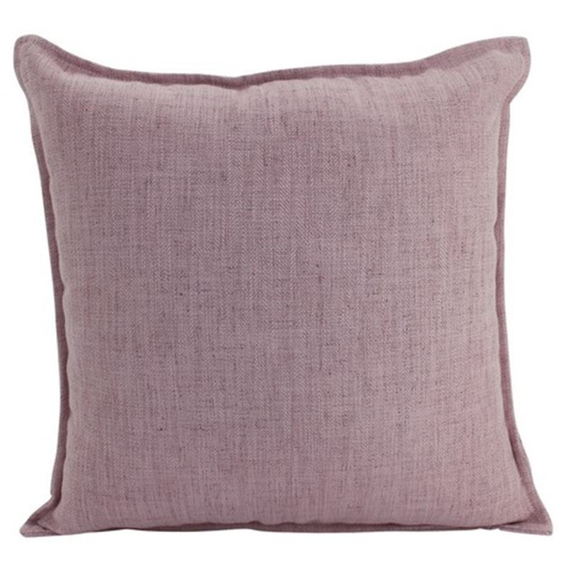 Linen Blush Cushion 55x55m