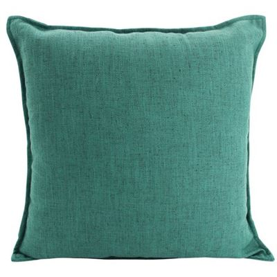 Linen Green Cushion 45x45cm