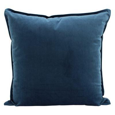 Velvet Cushion Ocean 45x45cm