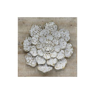 Ulle Wall Art White 60cm