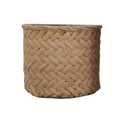 Walda Cement Pot Natural 23x22cm