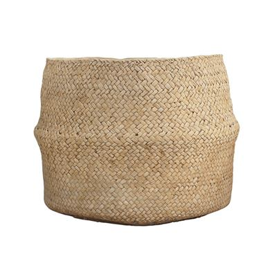 Kamara Cement Pot Natural 29x26cm