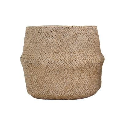 Raakel Cement Pot Natural 23x22cm